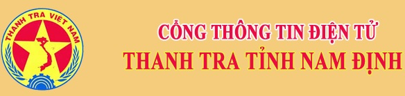 Thanh tra